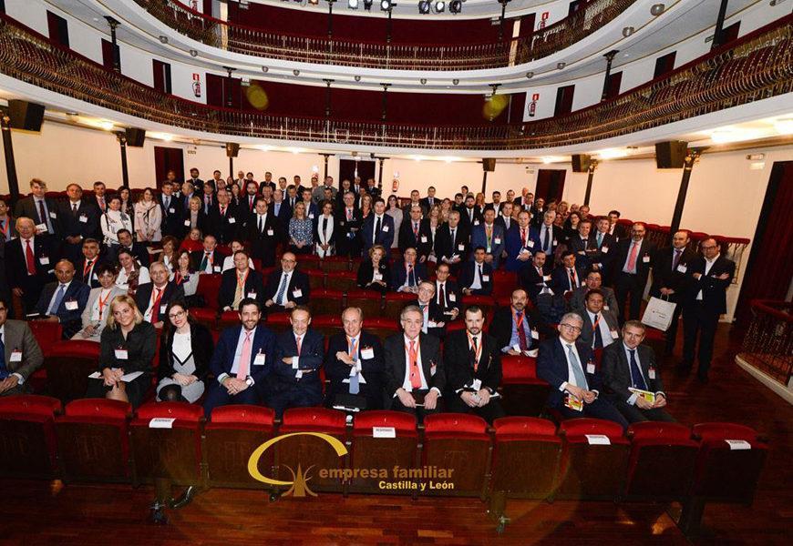 Asamblea General de la Asociación de la Empresa Familiar de Castilla y León