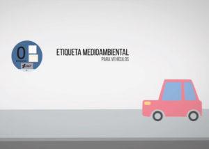 Distintivo Medioambiental Vehículos